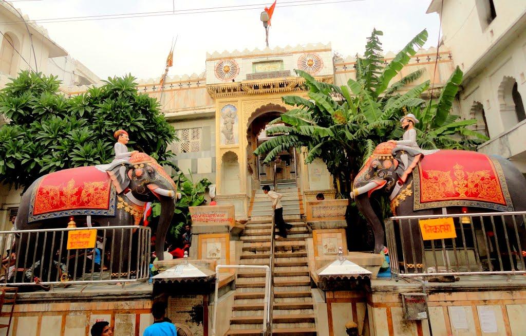 Charbhuja Temple Rajsamand