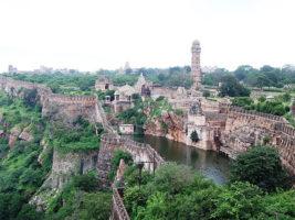 Chittorgarh Fort, Chittor