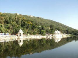 Doodh Talai Garden, Udaipur