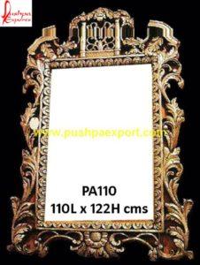 PA110..Mirror Frame 110x122 H cms